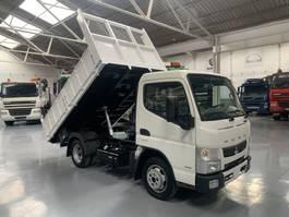 kipper vrachtwagen > 7.5 t Mitsubishi 3500Kg Fuso Canter 3S13 caja basculante 2020