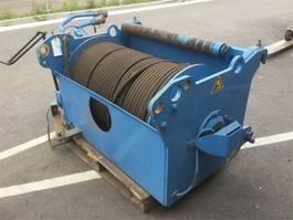 overige equipment onderdeel Terex Demag Demag AC 200 winch