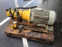 hydraulisch systeem equipment onderdeel Spierings Hydrolic pump SK 477