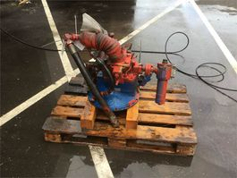 hydraulisch systeem equipment onderdeel Terex Demag Hydroliekpomp HC 340