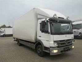 bakwagen vrachtwagen > 7.5 t Mercedes-Benz MERCEDES-BENZ Atego 1224 LNR 2014 model