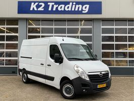 gesloten bestelwagen Opel Movano 2.3 CDTI L2H2 2015