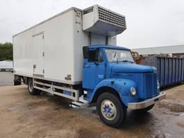 koelwagen vrachtwagen Scania L 50 1971