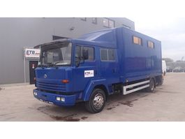 bakwagen vrachtwagen > 7.5 t Nissan ECO 160 / 110 (AIRCO / FULL STEEL SUSPENSION / PERFECT BELGIAN TRUCK) 1997