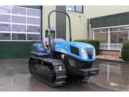 standaard tractor landbouw New Holland TK4030F tracks 2017