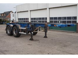 container chassis oplegger Renders Container chassis 20ft. / Drum Brakes 1997