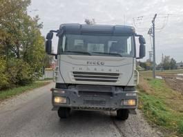 kipper vrachtwagen > 7.5 t Iveco Trakker 410 8x4 rv 2009 2009