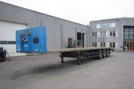 platte oplegger Schmitz Cargobull 13,60 m 2015