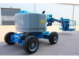 knikarmhoogwerker wiel Genie Z-51/30J Diesel, 4x4 Drive,17.59 m Working Height, 2018