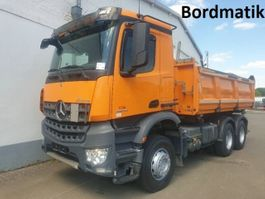 kipper vrachtwagen > 7.5 t Mercedes-Benz Arocs 2645 K Arocs 2645 K/6x4, Bordmatik links 2015
