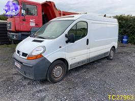 overige bedrijfswagens Renault Trafic 100 DCi FRIGO - CLUTCH BROKEN Euro 3 2006