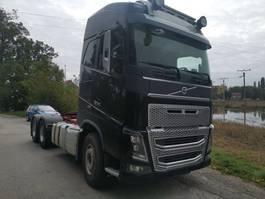 zware last trekker Volvo FH16 750hp year 2014 automat 6x4 EURO6 2014