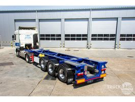 container chassis oplegger Van Hool MATRIX LIGHT 20-30 FT 2020
