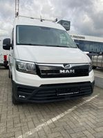 gesloten bestelwagen MAN TGE 3.180 L3H3 Fwd Automaat incl. dakdrager 2020