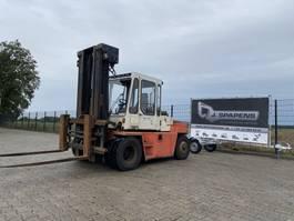 vorkheftruck Kalmar DB7.5-600 Diesel 7500KG!!! Beren sterk!!!