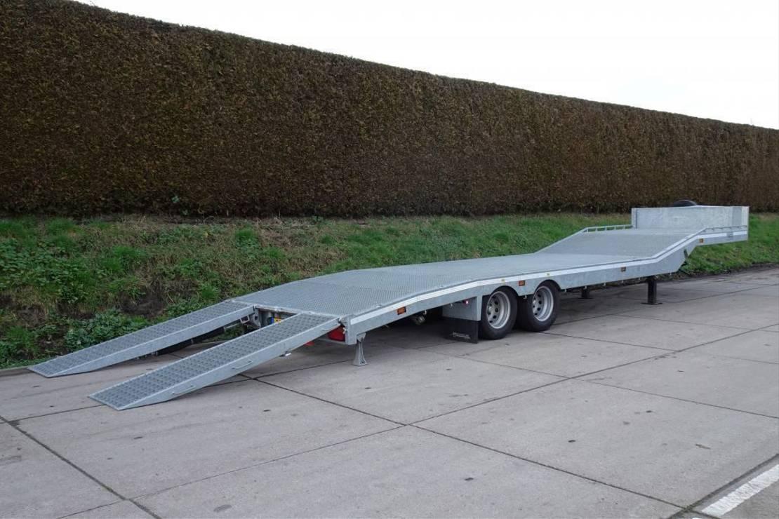 semi dieplader oplegger Veldhuizen 14,3-tons Semi-dieplader oplegger 2019