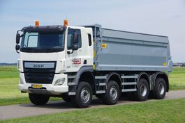 kipper vrachtwagen > 7.5 t DAF CF FAD 510 8x4 WSG 43-ton met Hyva achteroverkipper 2018