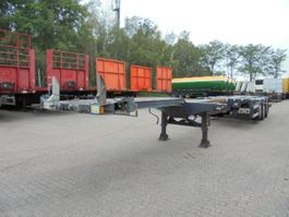 container chassis oplegger D-TEC FT-43-03V MB DISK 2006