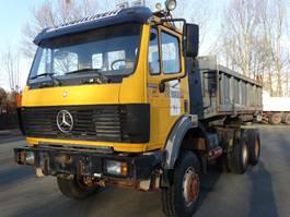 kipper vrachtwagen > 7.5 t Mercedes-Benz 2629 6X6 1992