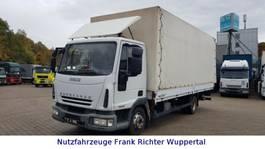 huifzeil bedrijfswagen Iveco ML75E18,188TKM orig.,LBW,3Sitze,Top Zustand!