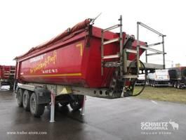 kipper oplegger Schmitz Cargobull Kipper Staal rond 24m³