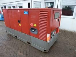 generator Atlas Copco QAS 100 2008