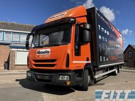 overige vrachtwagens Iveco ML80EL 16/P - 7490KG - gesloten bak met klep DE 2015