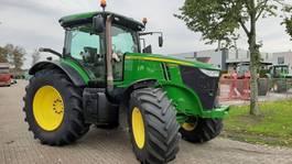 standaard tractor landbouw John Deere 7230R AP 50km, Lucht, AT-Ready, 9 Liter motor! 2012