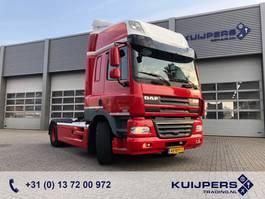 standaard trekker DAF CF 85 460 / Space Cab / ADR / APK TUV / NL truck 2011
