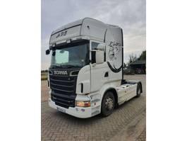 standaard trekker Scania R500 2011