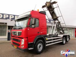 containersysteem vrachtwagen Volvo FM 420 6X2 Euro 5 E.E.V. 2011