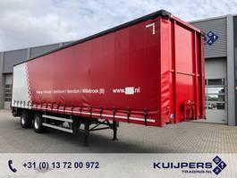 schuifzeil oplegger Jumbo TO-180-SE / City / Schuifzeil / Laadklep / APK tot 09-2021 ! 2006
