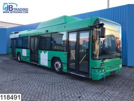 stadsbus Volvo 7700 CNG Gas Engine, city bus passenger transport,Airco, Automatic, euro 4. 2007
