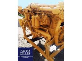 Motor vrachtwagen onderdeel Caterpillar D 343 / D343 Kalkar