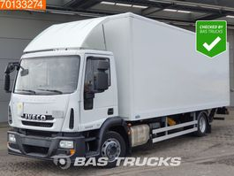 bakwagen vrachtwagen > 7.5 t Iveco EuroCargo ML ML120E25 4X2 Automatic Ladebordwand Euro 6 2016