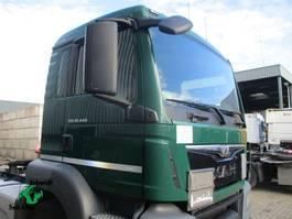 cabine - cabinedeel vrachtwagen onderdeel MAN TGS 18.440 Euro 6 dag cabine
