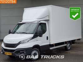 bakwagen bedrijfswagen < 7.5 t Iveco Daily 35S18 3.0 492cm Laad lengte Bakwagen Laadklep Nieuw 22m3 A/C Cruise control 2020