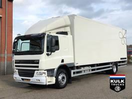 bakwagen vrachtwagen > 7.5 t DAF CF 65 250 / LOW KM / TipTop BOX NL TRUCK / HEATING SYSTEM 2013