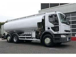 tankwagen vrachtwagen Renault Premium 370 370DCI MANUAL + INTARDER 18540 LTR MAGYAR FUEL TANKER 2005