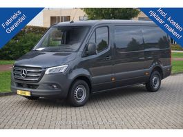 gesloten bestelwagen Mercedes-Benz Sprinter 319CDI L2H1 Automaat Airco Comand Camera Cruise LED LR Betimmering!! NR... 2020