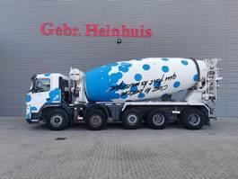 betonmixer vrachtwagen Terberg FM 2850 Volvo 420 EEV 10x4 Liebherr 1504F 2011