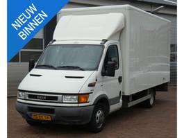 chassis cabine bedrijfswagen Iveco Daily 40 C 13 410 BAKWAGEN/ AIRCO/ DUBBEL-LUCHT/ ELEK-RAMEN/ ETC... 2003