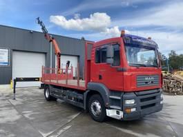 platform vrachtwagen MAN TGA 18.310 + PALFINGER PK 12000 2006