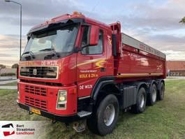 kipper vrachtwagen > 7.5 t Terberg FM 2000 -T 8x8 kipper manual 2004