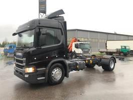 bakwagen vrachtwagen > 7.5 t Scania P280 4x2/5000 2019