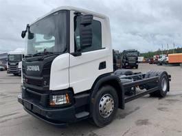 chassis cabine vrachtwagen Scania P280 XT 4x2 2019