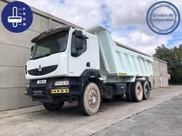 kipper vrachtwagen > 7.5 t Renault Kerax 380 DXI 2013