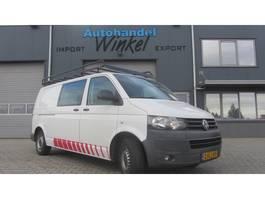 gesloten bestelwagen Volkswagen Transporter 2.0TDI 75kW 2011