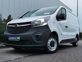gesloten bestelwagen Opel VIVARO 1.6 cdti 120, l1h1, airc 2015
