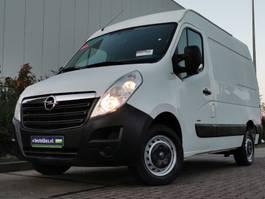 gesloten bestelwagen Opel Movano 2.3 cdti 125, l1h2, airc 2013